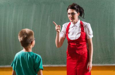 How to Handle Bad Student Behavior